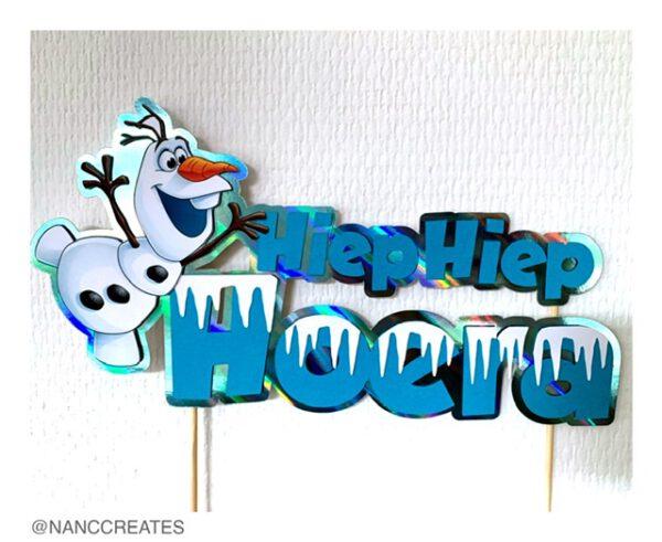 Topper Olaf